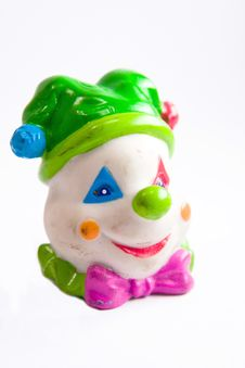 Free Clown Toy Royalty Free Stock Photos - 4922568