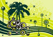 Free Grunge Tree Design Royalty Free Stock Photo - 4922845