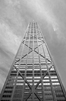 Free The John Hancock Building Stock Images - 4922974