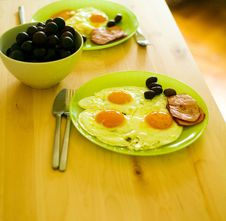 Free Breakfast Royalty Free Stock Photos - 4923088