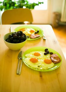 Free Breakfast Stock Image - 4923141