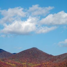 Free Blue Ridge Mountains Stock Images - 4923324
