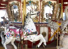 Free Merry Go Round Stock Photography - 4923332