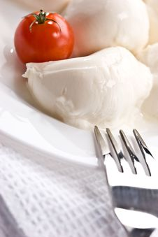 Free Mozzarella Stock Images - 4923864