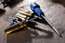 Free Screwdriver Stock Images - 4924034
