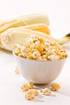 Free Popcorn Stock Images - 4924064