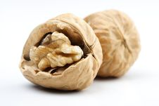 Free Nuts Royalty Free Stock Image - 4924086