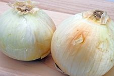 Free White Onions Stock Image - 4924811