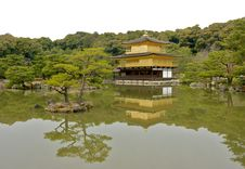 Free Kyoto Golden Pavilion Stock Images - 4925114