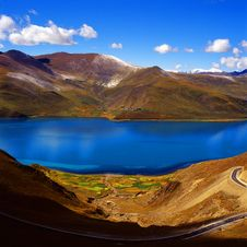 Free Lake Namtso Stock Photos - 4926443