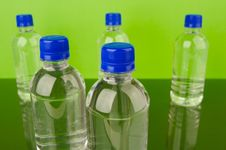Free Bottled Water Royalty Free Stock Image - 4926516