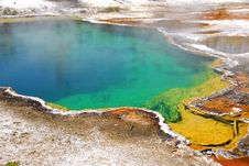 Free Colorful Thermal Pool Stock Images - 4927604