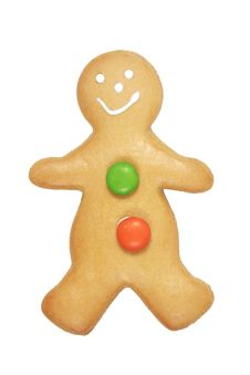 Free Gingerbread Man Royalty Free Stock Photo - 4927915