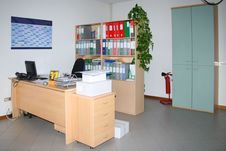 Free Interior Of Office Stock Photography - 4928452