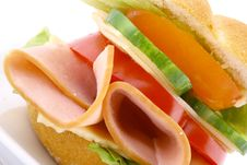 Free Sandwich Stock Photos - 4928683