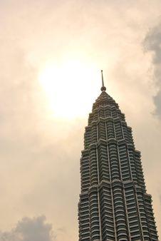 Free Petronas Towers, Kuala Lumpur Royalty Free Stock Photo - 4928715