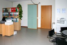 Free Interior Of Office Stock Photos - 4928963