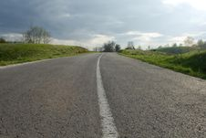 Free Road Drive Royalty Free Stock Photography - 4928967