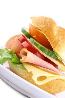 Free Sandwich Stock Photo - 4928970