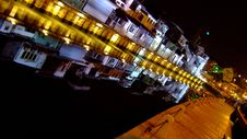 Free Nocturne Of Melacca Stock Photography - 4929002