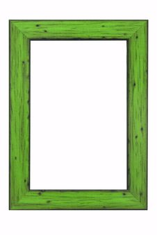 Free Colored Wooden Frame Royalty Free Stock Photos - 4929178