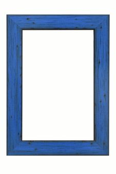 Free Colored Wooden Frame Stock Photography - 4929222