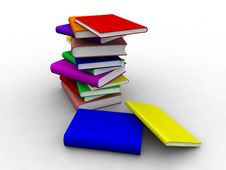 Free Books Stock Photography - 4929242