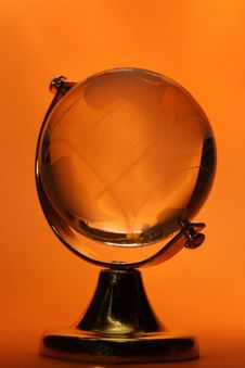 Free Glass Globe Royalty Free Stock Image - 4929276
