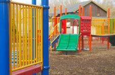 Free Childrens Playground Stock Photo - 4929300