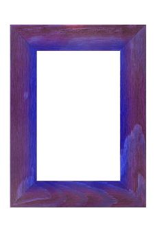 Free Colored Wooden Frame Royalty Free Stock Photos - 4929308