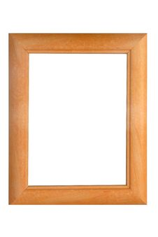 Free Colored Wooden Frame Royalty Free Stock Photography - 4929547
