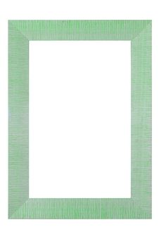 Free Colored Wooden Frame Royalty Free Stock Photography - 4929847
