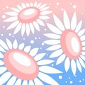 Free Light Flowers Background Royalty Free Stock Photography - 4931507
