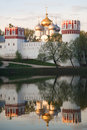Free Novodevichy Convent 4 Royalty Free Stock Image - 4931666