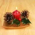 Free Christmas Candle Stock Photos - 4932293