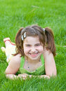Free Cute Little Girl Stock Image - 4935001