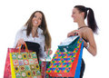 Free Business Lady Shopping Stock Image - 4935931