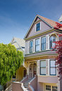 Free Victorian Townhome Royalty Free Stock Image - 4936236