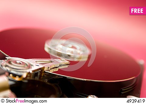 Free Hard Drive Royalty Free Stock Images - 4939419