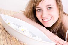 Free Woman Taking Spa Treatment Stock Photo - 4930550