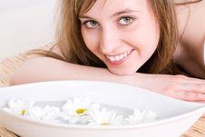 Free Woman Taking Spa Treatment Stock Photos - 4930603