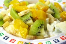 Free Fruit Salad Stock Image - 4930631