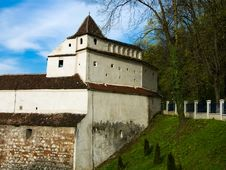 Free Brasov Fortress, Weaver Bastion, Romania Stock Photos - 4930873