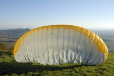 Free Paraglider Stock Images - 4930904