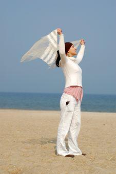 Free Freedom Woman Stock Photos - 4931203