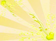 Free Spring Heart Royalty Free Stock Photo - 4931245