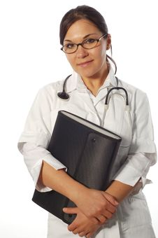 Free Female Doctor Royalty Free Stock Photography - 4931287