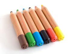Free Wood Pencils Stock Photos - 4932923