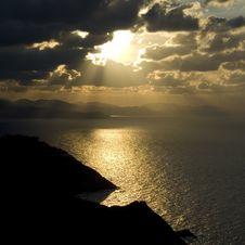 Free Sunset Stock Image - 4933421