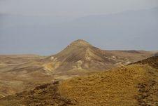 Free Judean Desert Royalty Free Stock Photo - 4933495